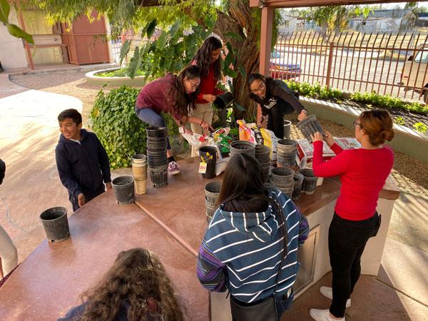 El Jardin After School Program