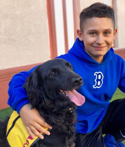 Lapan Sunshine Foundation Pet Program