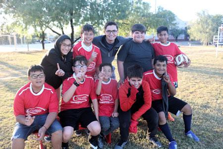 Soccer Club After School Program